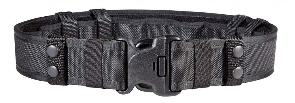 Bianchi 7235 Black Nylon Belt System
