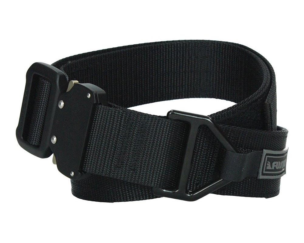 Fusion Tactical Military Police Riggers Belt Generation II Type C Black